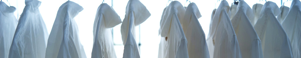 Aménager une blanchisserie