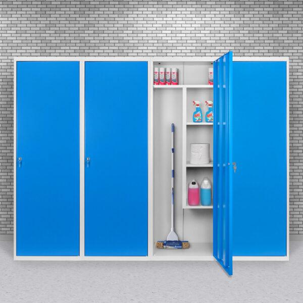 armoire d entretien pour balais et produits
