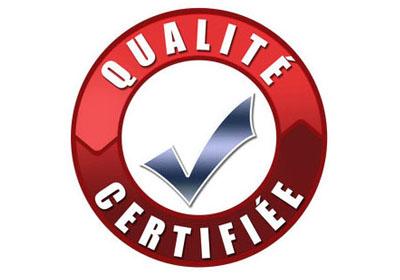 Label Qualité certifiée